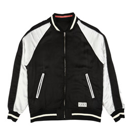 Wacko Maria Reversible Ska Jacket Black