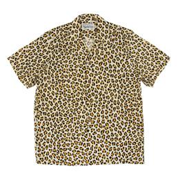 Wacko Maria Leopard S/S Hawaiian Shirt Leopard
