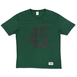 Wacko Maria Football T-Shirt Green