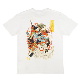 Wacko Maria Standard Crew T-Shirt White