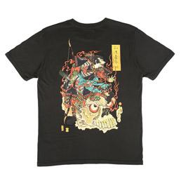 Wacko Maria Standard Crew Neck T-Shirt Black
