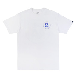 Supply Terra Australis SS T-shirt White/Blue