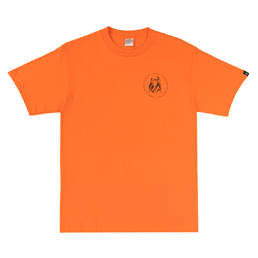 Supply Terra Australis SS T-Shirt Orange/Navy