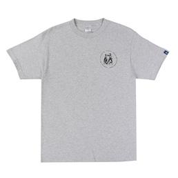 Supply Terra Australis SS T-Shirt Grey H/Black