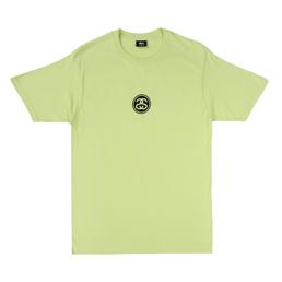 Stussy Link Tee - Pale Green