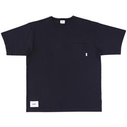 WTAPS Blank SS 03 Tshirt Navy