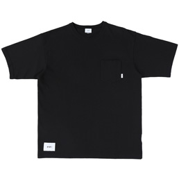 WTAPS Blank SS 03 Tshirt Black