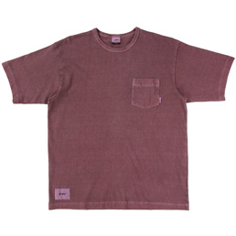 WTAPS Blank SS 05 Tshirt Purple