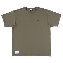 WTAPS SS Warfare Design 04 SS T-Shirt Olive Drab