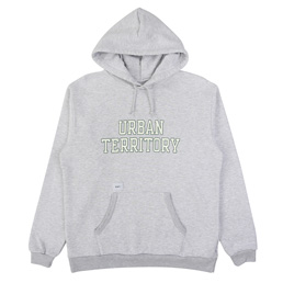 WTAPS Urban Territory Hooded Sweat Grey