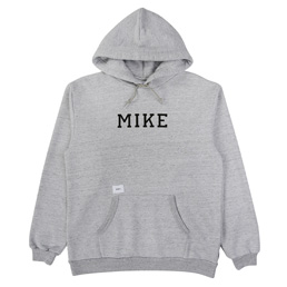 WTAPS Academy Hooded Sweatshirt Grey