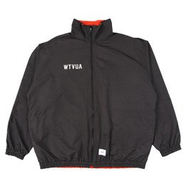WTAPS Sleep Over Taffeta Jacket Black