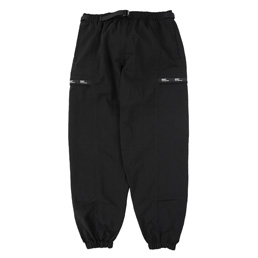 WTAPS Tracks Trousers Black