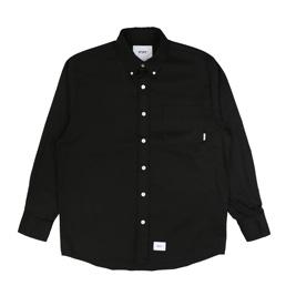 WTAPS BD LS Shirt Black