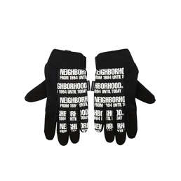 NH Mechanic Glove Black