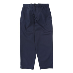 WTAPS Khaki Twill Trousers Navy