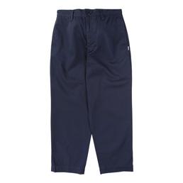 WTAPS Khaki Twill Trousers Navy