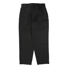 WTAPS Khaki Twill Trousers Black