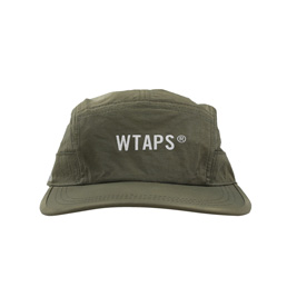 WTAPS T-7 Tussah Cap Olive Drab