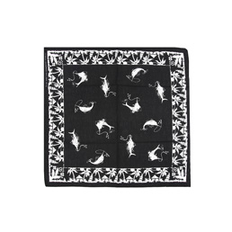 NH Swordfish Bandana Black
