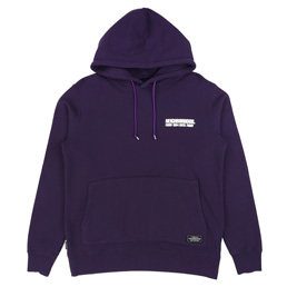 NH Classic LS Hooded Sweat Purple