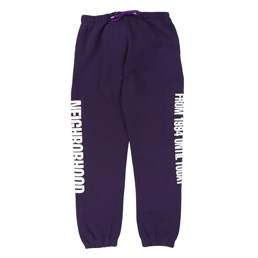 NH Classic Sweatpants Purple
