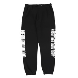 NH Classic Sweatpants Black