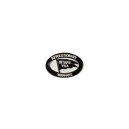 WTAPS Pins 02 Badge Black