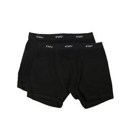 WTAPS Skivvies Boxer Black