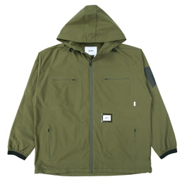 WTAPS Keys Oakley Ripstop Jacket Dark Brush