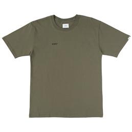 WTAPS Warfare Tshirt Olive Drab