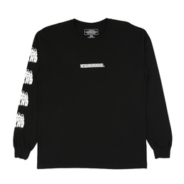 NH Static Age LS T-Shirt Black
