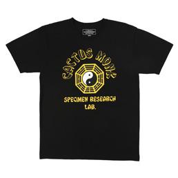 NH SRL Monk SS T-Shirt Black