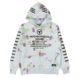 NH Dye LS Hooded Sweatshirt Saxe