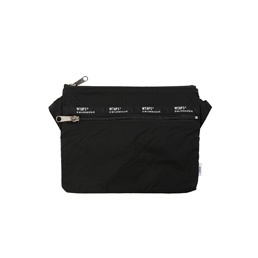 WTAPS Sling Shoulder Bag Black