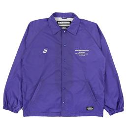 NH Brooks Jacket Purple