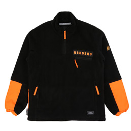 NH SQD Fleece Jacket Orange