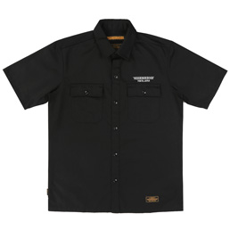 NH Classic EC SS Shirt Black