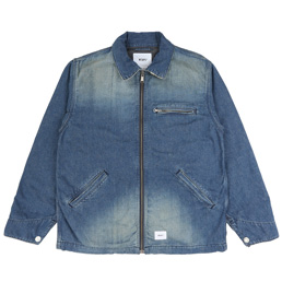 WTAPS Ace Denim Jacket Indigo