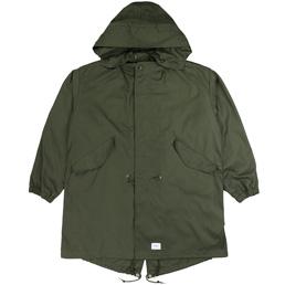 WTAPS WM-51 Nyco Jacket Olive Drab