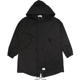 WTAPS WM-51 Nyco Jacket Black