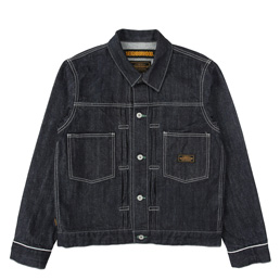 NH Stockman Jacket Indigo