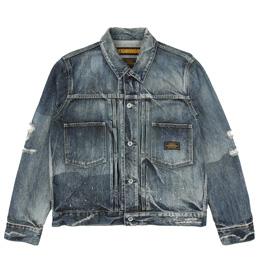 NH Savage Stockman Jacket Indigo