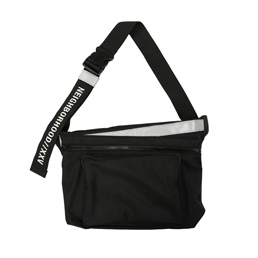 NH Chest Shoulder Bag Black