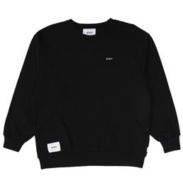 WTAPS Blank Sweatshirt - Black