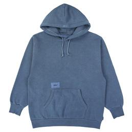 Wtaps Blank Hooded 01 Sweatshirt. Copo - Navy