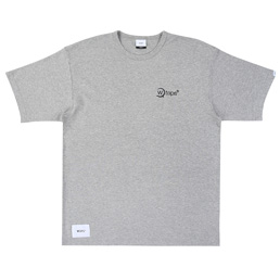 Wtaps Axe. Design SS 02 Tee. Cotton - Grey