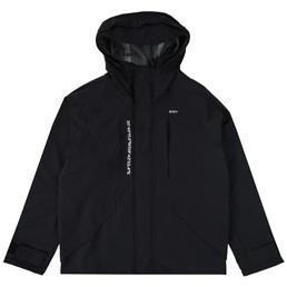 WTAPS Sherpa / Jacket. Nylon. Taffeta. 3L - Black