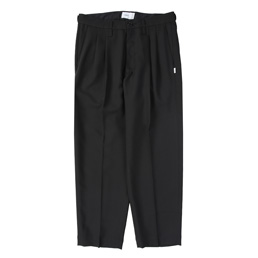 WTAPS Tuck 01 / Trousers. Poly. Twill - Black