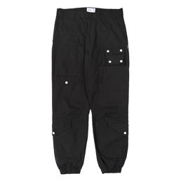 Wtaps Modular 01 Trousers. Cotton Ripstop - Black